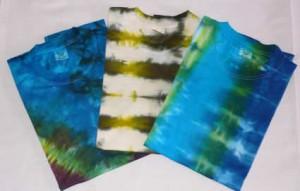 festett pólók