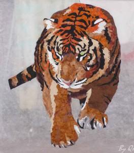a kész tigris