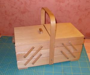 A második varrós doboz