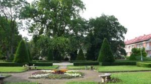 A park egy másik részlete