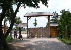 Gulyadombi bejárat