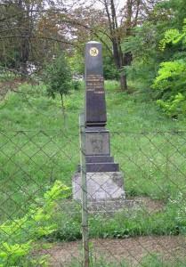 szovjet emlékmű