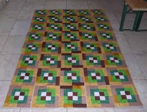 barna-zöld változat