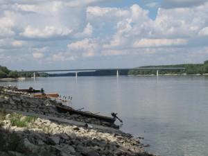 Itt a Duna
