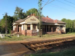 Vasúti megálló