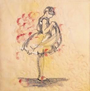 Balett táncos