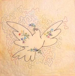 A béke galambja